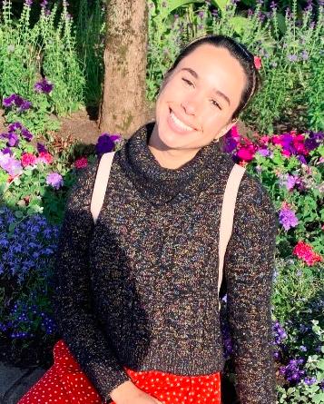 Susana Cruz-Diaz (Undergraduate) :